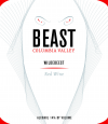 2011 Buty Beast Wildebeast Red Walla Walla Valley