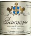 2012 Domaine Leflaive Bourgogne Blanc