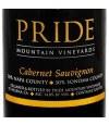 2012 Pride Mountain Vineyards Cabernet Sauvignon